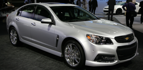 2014_Chevrolet_SS_front