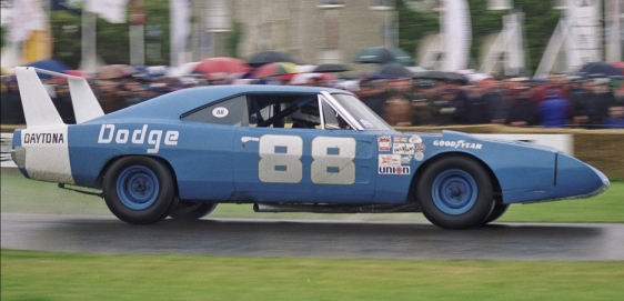 NASCAR_Dodge_Charger_Daytona_(_year_1969)_-_1998_Goodwood_Festival_of_Speed_(15156895793)