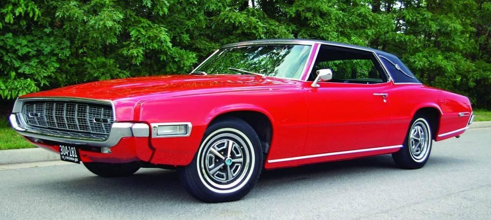 Tbird 1968
