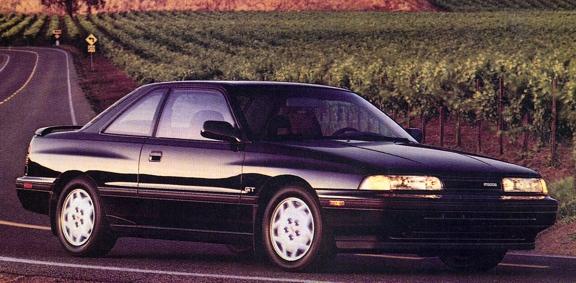 1988 Mazda MX6 GT