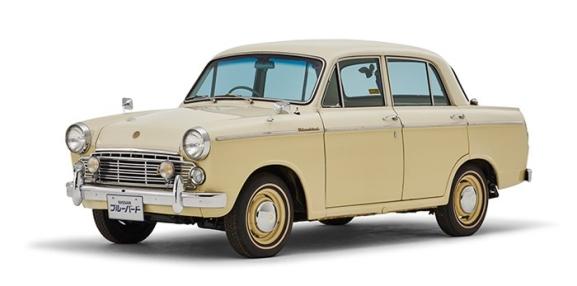 Datsun 1200 Fancy Deluxe