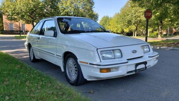 1984 Merkur XR4Ti