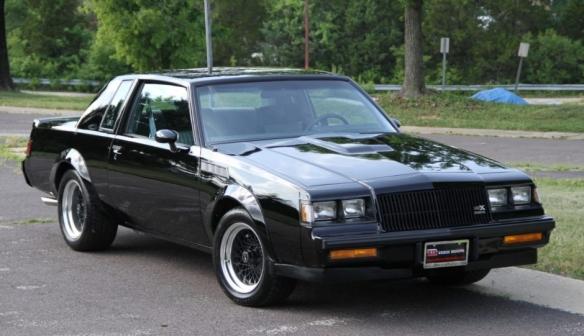 1987 GNX