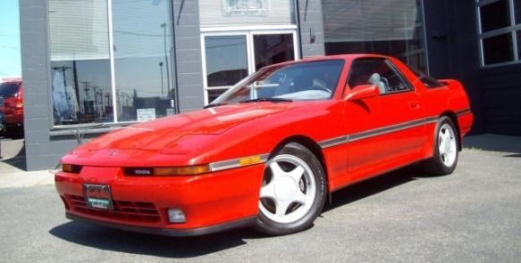 1989 Supra Turbo